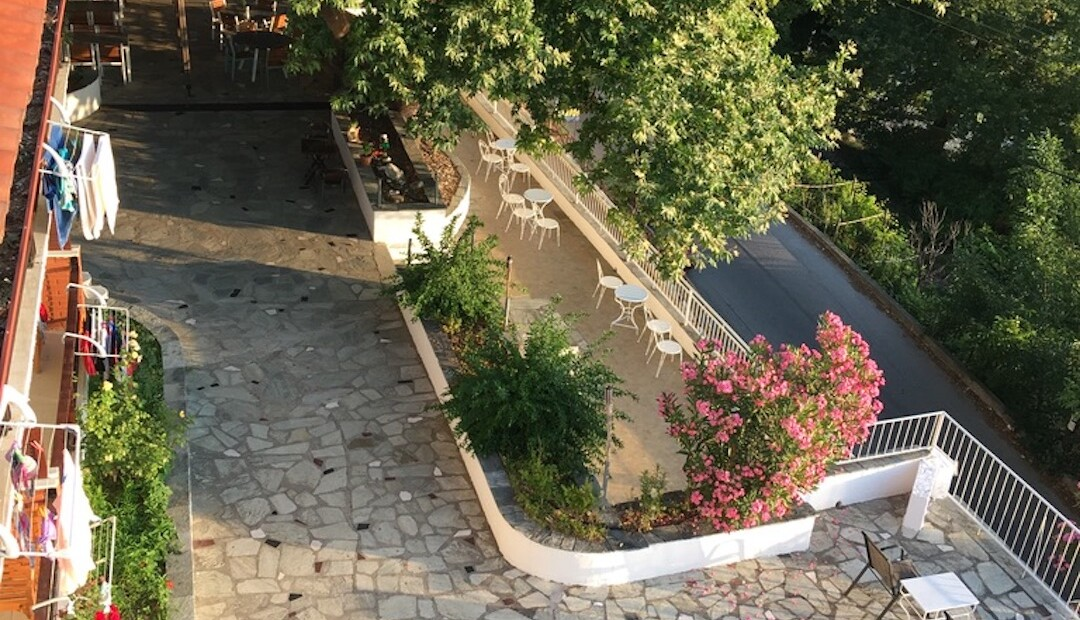 olymposhotel_garden